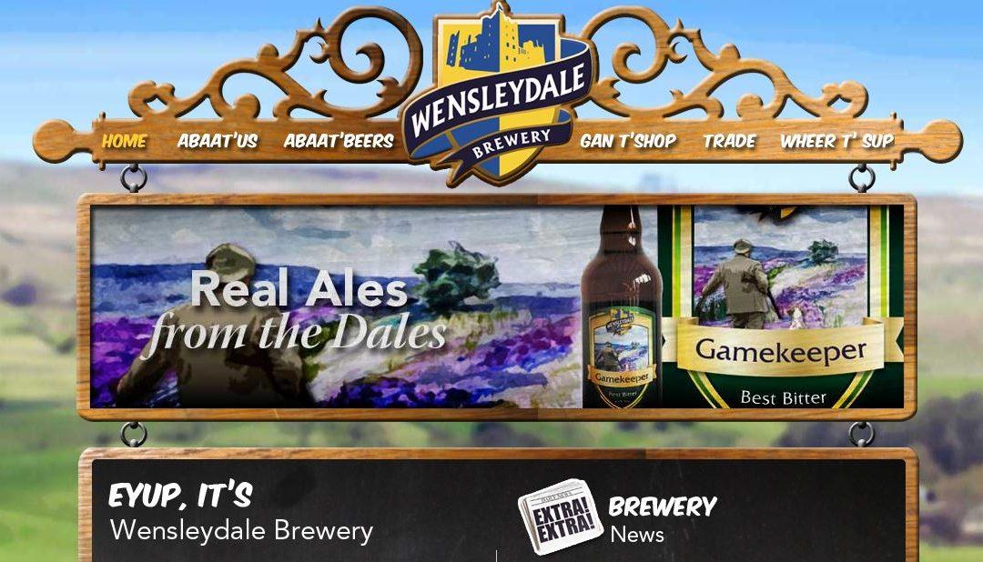 Wensleydale Brewery Askrigg